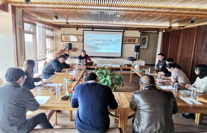中国青瓷小镇项目分享会成功举行