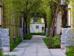 浅谈竹子在园林中的作用及其造园手法
