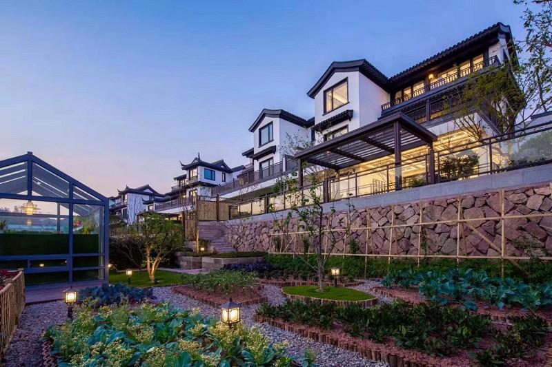 金华春风长住小镇景观设计