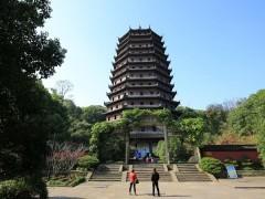 镇海雄塔——杭州六和塔