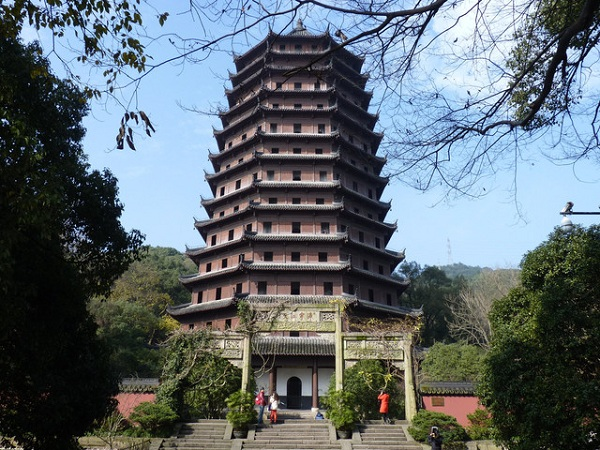 杭州六和塔图片