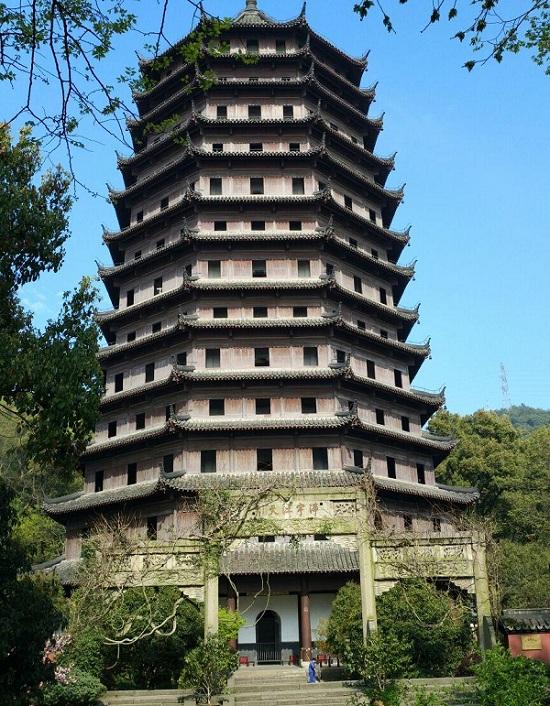 杭州六和塔