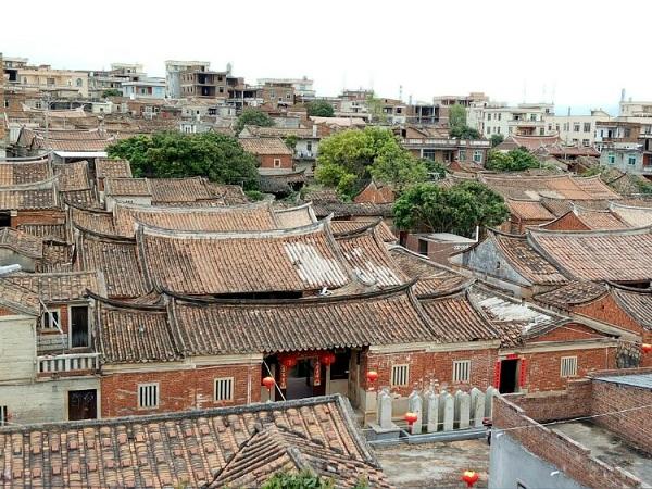 """福建泉州土坑村:文武双全的""""海丝""""古村落"""