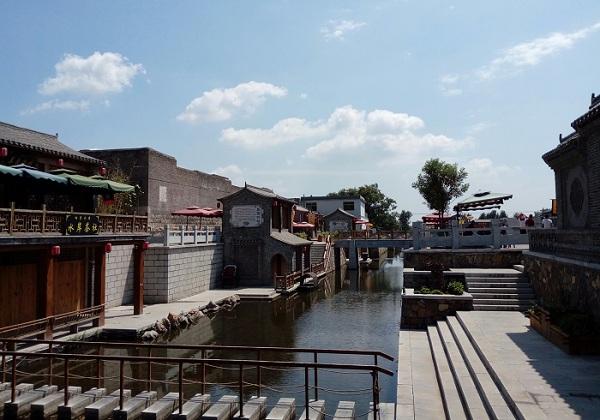 响堂水镇图片