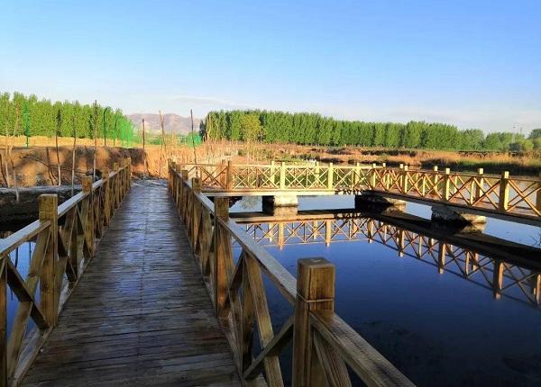 响堂水镇·滏阳河湿地公园