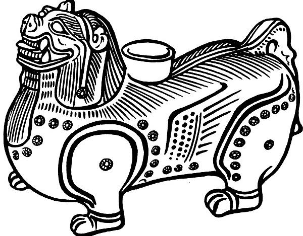 古代纹饰图案
