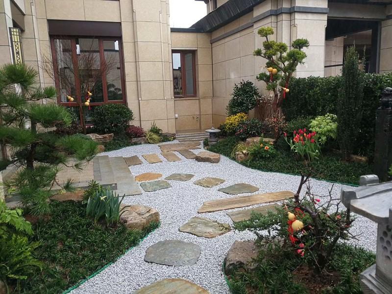安吉健康谷庭院设计