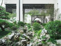 古香古色的中式庭院——中国园林艺术之美