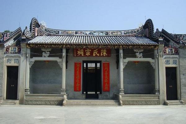 中国古代祠堂古建筑的结构布局、分类和作用