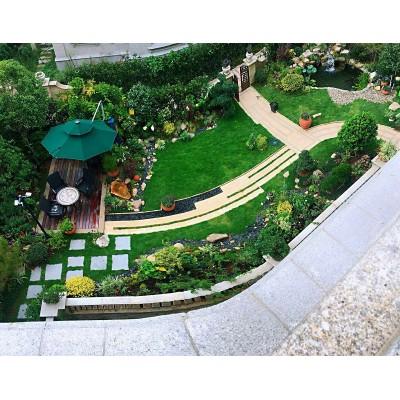 诸暨小院景观设计案例
