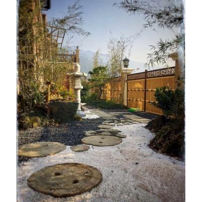 丽水小院景观设计案例