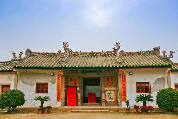 中国宗祠文化︱潮汕祠堂的建筑设计特点