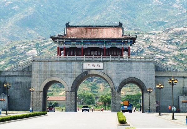 海州古城朐阳门