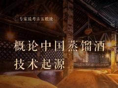 专家谈考古五粮液——概论中国蒸馏酒技术起源