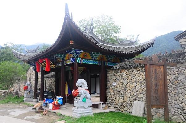 东屏古村落