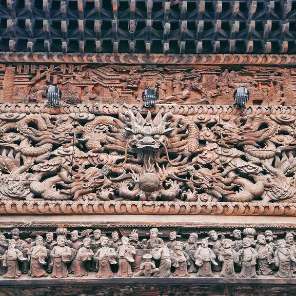 木雕分类圈