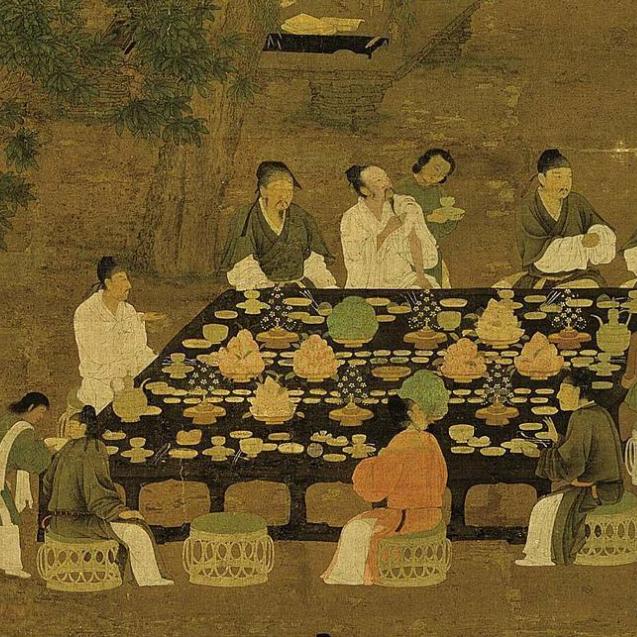 古代饮食文化圈