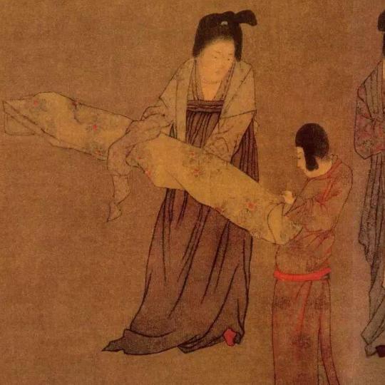 古代服饰文化圈
