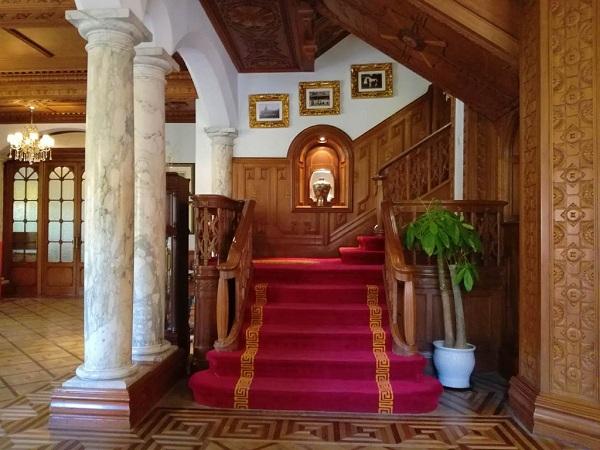马勒别墅楼梯