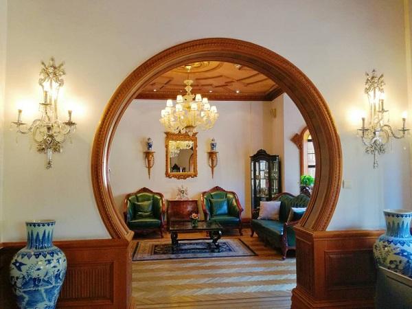 马勒别墅室内设计