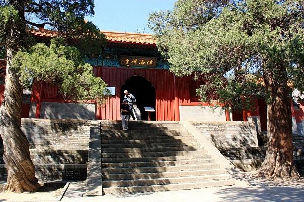 北京法海寺