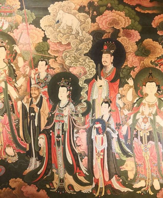 法海寺壁画