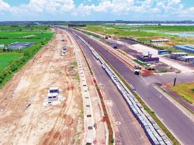 海口市江东大道二期西段综合管廊项目施工招标公告