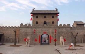 """太原青龙古镇被誉为""""并北第一镇"""""""