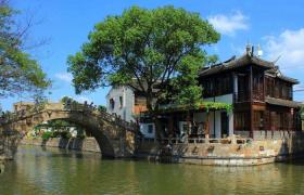 上海奉贤庄行古镇:一个600多年的庄行老街