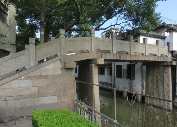 庄行古镇毓秀桥