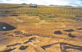 """上古年代真有龙?来看八千年前遗址里的19米""""真龙"""""""
