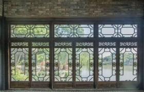 浅谈中国古建筑-窗的发展与演变