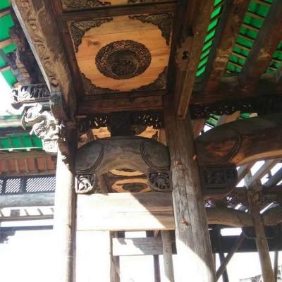 清朝中期老房子《如生堂》出售_面积350平左右_编号577