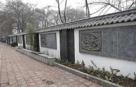 二十四孝砖雕文化墙,让传统文化代代相传