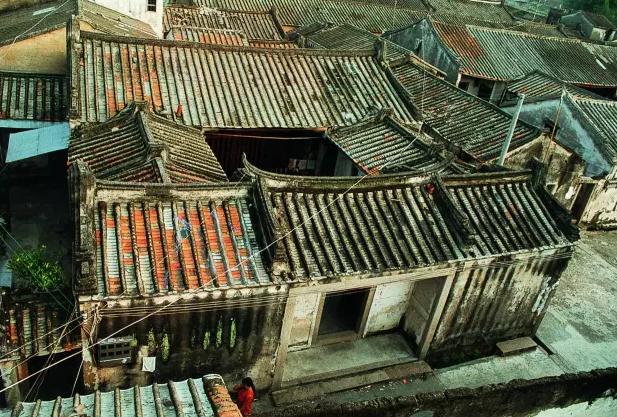 潮汕古建筑民居——老厝的美学展现