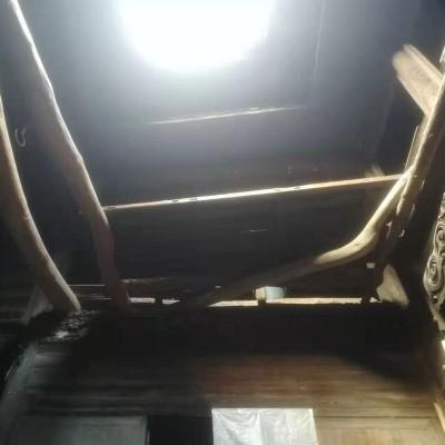 江西景德镇祖传明清时期木制雕花老宅低价出售_面积140平米_编号581