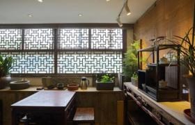 浅谈中国传统文化元素在室内装饰中的应用