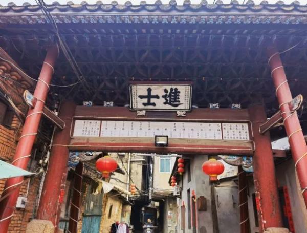 福州林浦村:一座富有传奇历史的古村