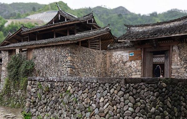 泰顺库村古村落