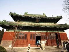 【筑思想学堂】4.9-4.11去隆兴寺,探访鲁迅心中的东方美神