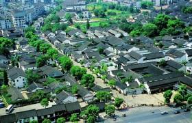 """绍兴古城保护和活化利用有了智能""""高参"""""""