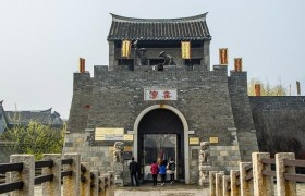 窑湾古镇——中国大运河第一古镇