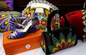 传统刺绣在现代服装设计中的应用