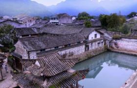 芙蓉古村——感受真实的古村风情