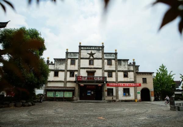 杭州深澳古村——千年前排水系统沿用至今