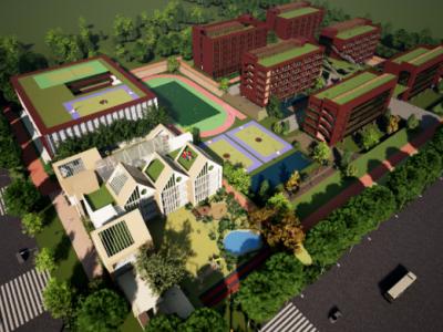 日照市华杰学校室外景观绿化工程招标公告