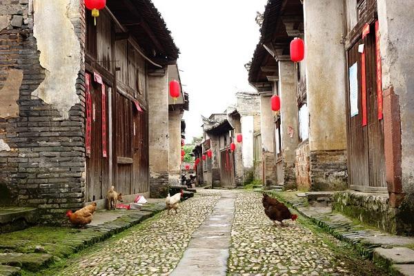 渼陂古村——庐陵文化第一村