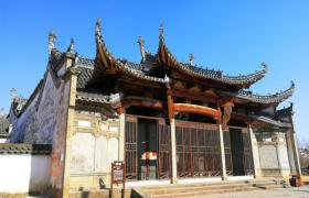 徽州宗祠文化——徽派古建筑艺术之美