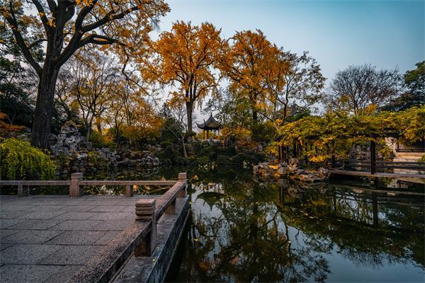 浅谈传统美学对我国古典园林建筑艺术的影响
