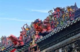 中国古建筑装饰中雕塑的功能